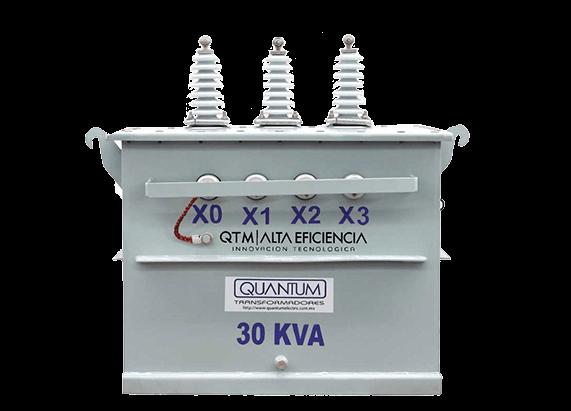 transformadores electricos poste trifasico - Quantum Electric | Transformadores tipo Poste, Pedestal y Subestación