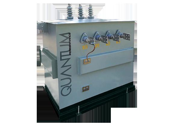 transformadores electricos subestacion trifasico quantum - Quantum Electric | Transformadores tipo Poste, Pedestal y Subestación