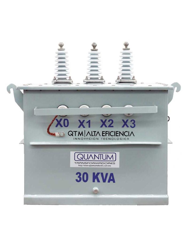 transformadores electricos poste trifasico2 - TRANSFORMADOR TIPO POSTE MONÓFASICO